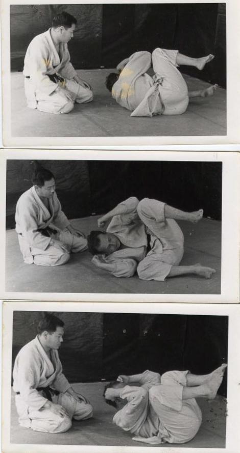 Moshe Feldenkrais y Judo