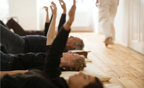 Meditación en movimiento