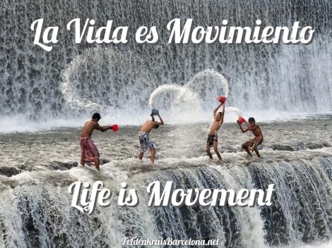 la vida es movimiento